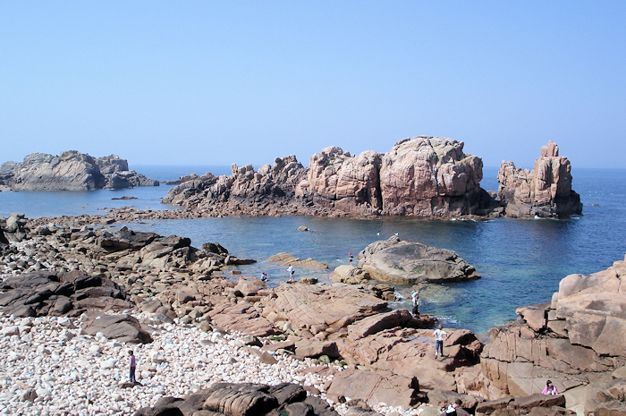La côte et ses environs
