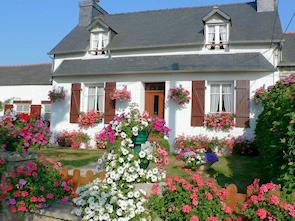 IMMOBILIER FINISTèRE 29 : Maison PLEYBEN location vacances le Finistère